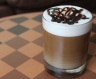 This scrumptious sugar free machiatto won't disappoint